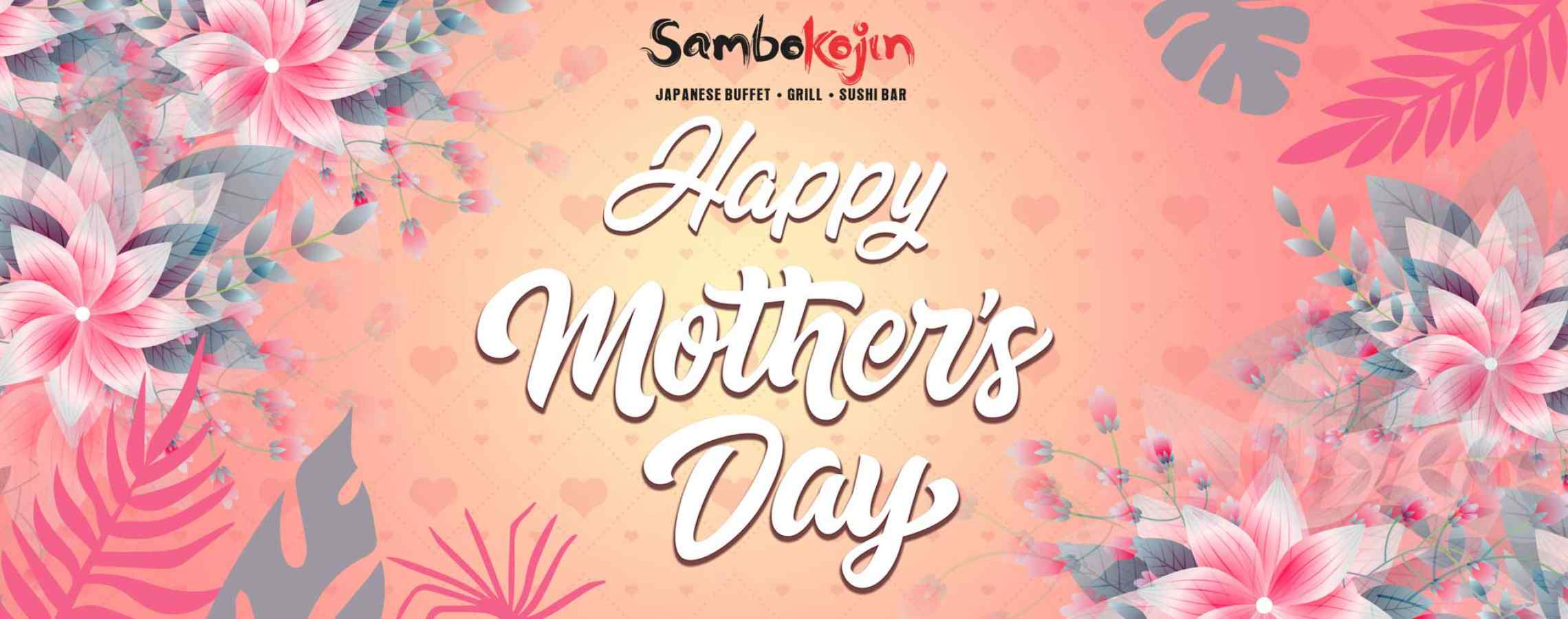 Sambo Kojin Mother's Day